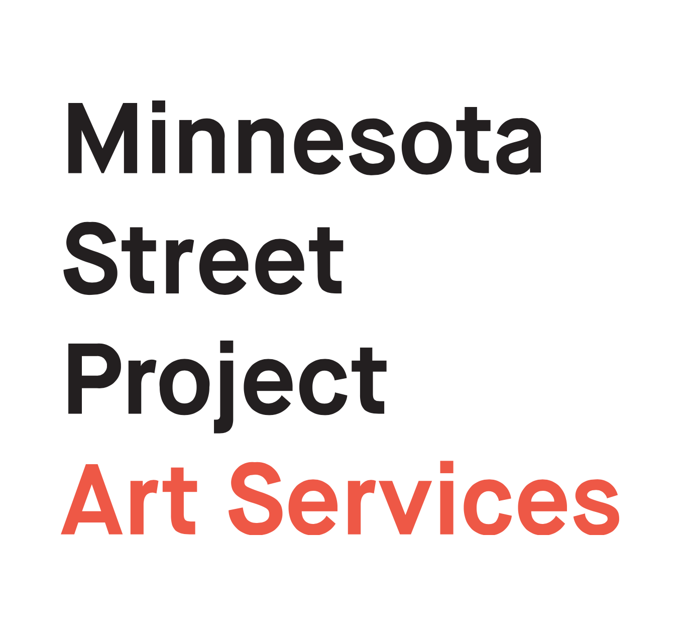 Minnesota Street Project Art Service logo
